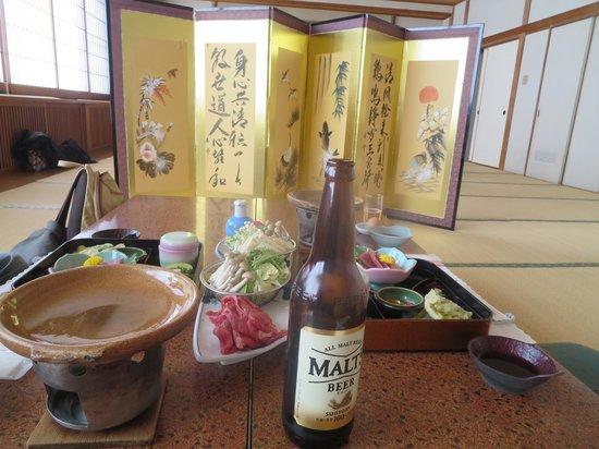 New Amanoya: 宴会場