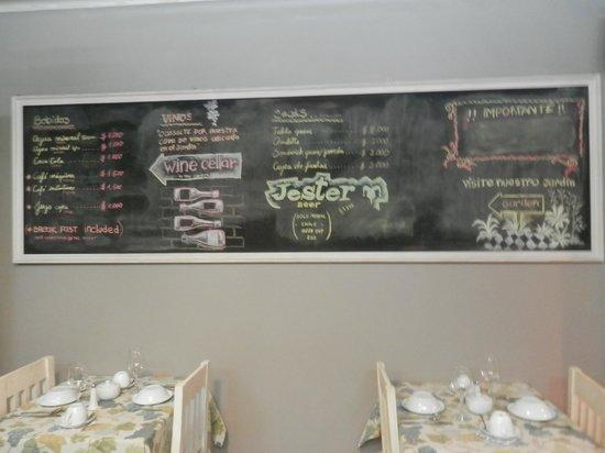 Mito Casa Hotel: Breakfast