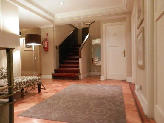 Mito Casa Hotel: Hotel grounds