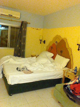 Ein Gedi Hotel: Welcome back to your lovely room after a day of activities