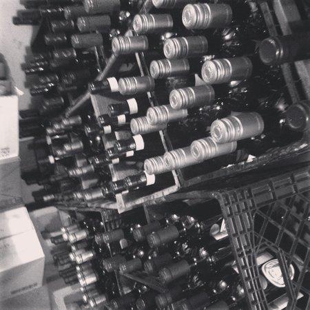 Vinny's Euro American Restaurant: The Wine Cellar
