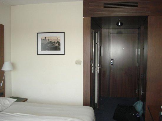 Hotel Silken Berlaymont Brussels: entrée