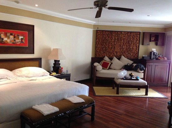 INTERCONTINENTAL Bali Resort: 部屋