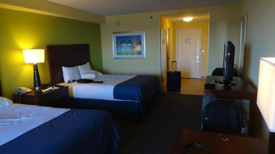 Holiday Inn Hotel & Suites Daytona Beach : Zimmer