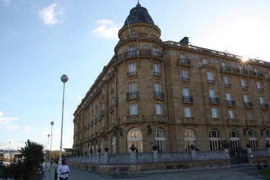 Hotel Maria Cristina, a Luxury Collection Hotel, San Sebastian: outside