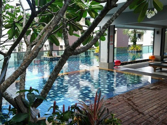 Andakira Hotel : Pool