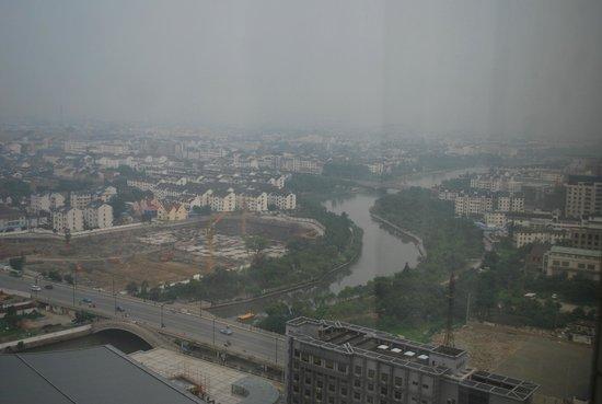 Holiday Inn Jasmine Suzhou Hotel : vistas