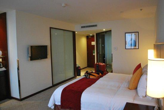 Holiday Inn Jasmine Suzhou Hotel : habitacion