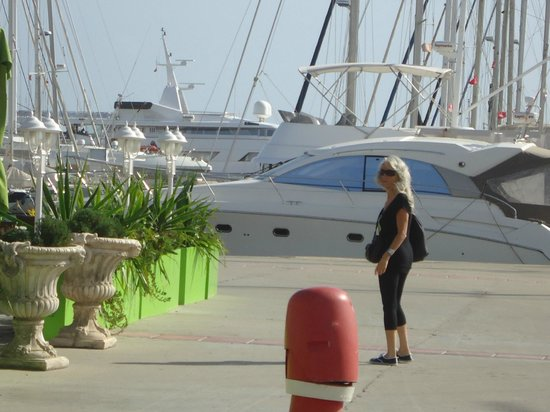 Medina Belisaire & Thalasso: harbour