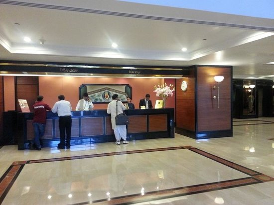 Trident, Nariman Point : Lobby 3