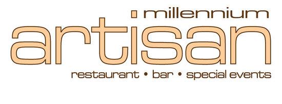 Millennium Artisan Restaurant: Look for this logo!