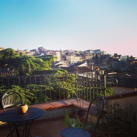 Primavera Mini Hotel: panorama