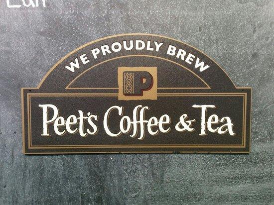 Nevada City Eats: They have Peet's!!