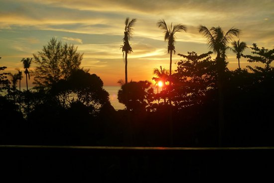 Pada Hotel : Sea view