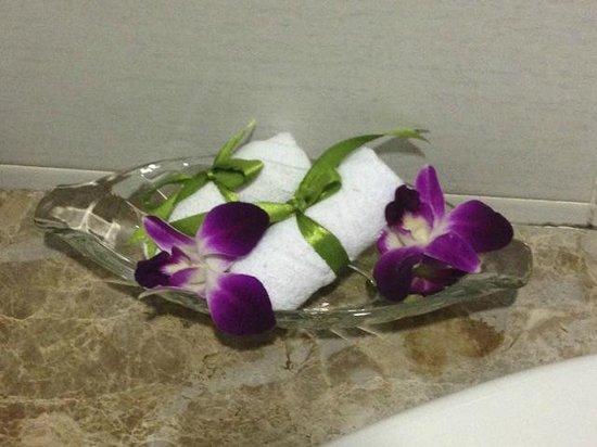 Hanoi Charming 2 Hotel: Nice touches everywhere