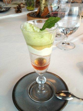 Hotel Restaurant Regis & Jacques Marcon : Aide à la digestion !!!!