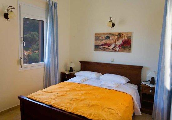 Agnanti Villas : ANEMELIA -BEDROOM