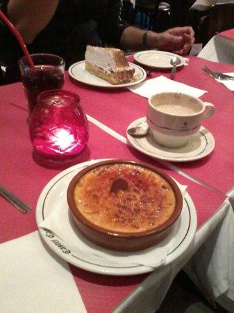 Castel Cafe: Lanchinho básico. Noutros dias, jantamos.