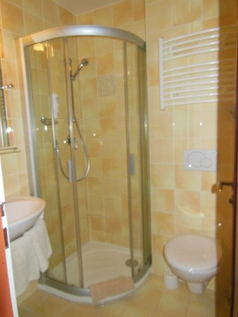 Petr: In-room Bathroom