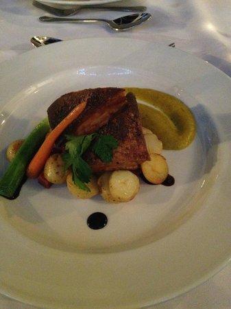 Best Western Buxton Lee Wood Hotel: Belly Pork - was amazing....