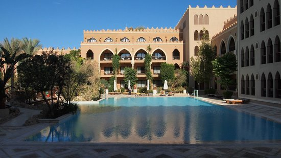 The Makadi Palace Hotel: One of the pools