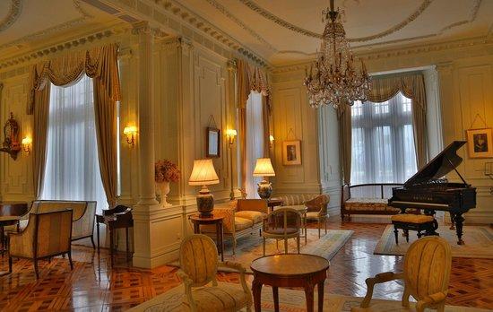 Palacio Real de La Magdalena: Interior