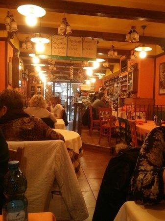Osteria I Brincello: Brincello_interno