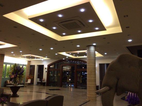 Phitsanulok Thani Hotel : Lobby