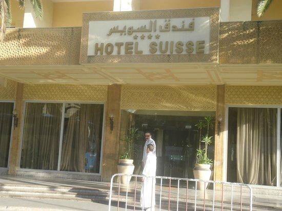 Hotel Suisse : suisse