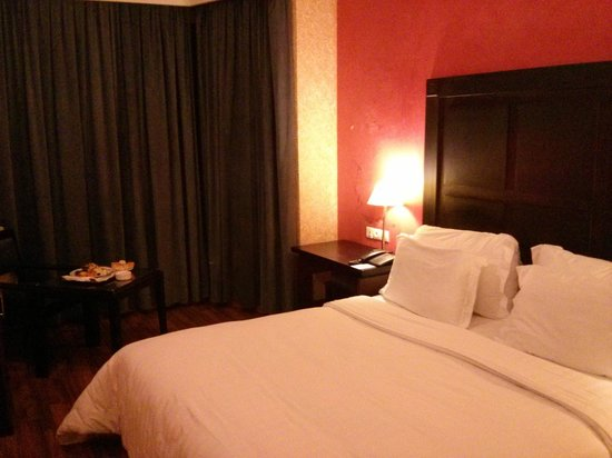 Business Hotel: Cama