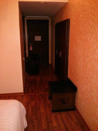 Business Hotel: Armario