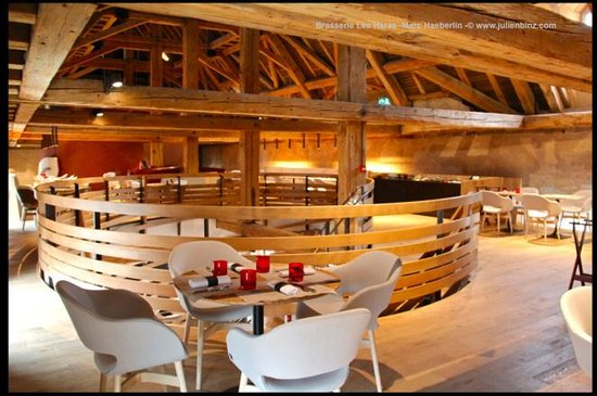 Superbe! Merci. Claude.W. - Photo de Brasserie Les Haras, Strasbourg ...