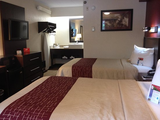 Red Roof PLUS+ Washington, D.C. - Alexandria : Comfortable rooms