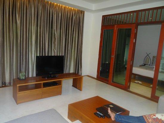 L'esprit de Naiyang Resort: Seating Area