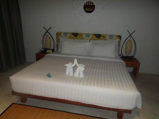 L'esprit de Naiyang Resort: Bed