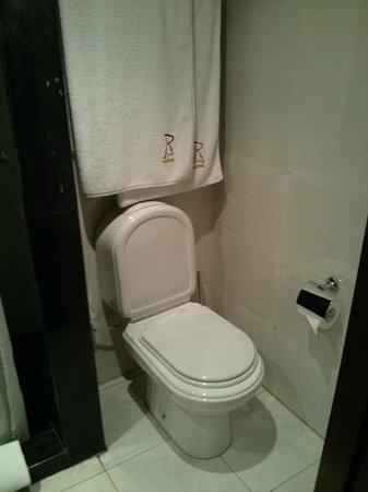 Rive Hotel : baño