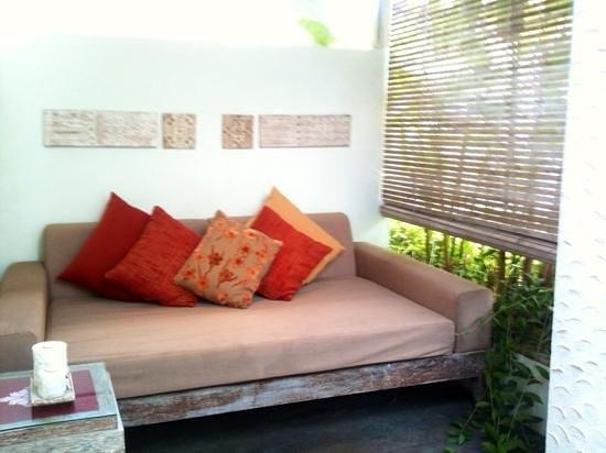 Ivory Resort Seminyak: room outdoor