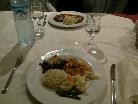 Rive Hotel : cena