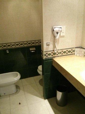 Hotel Volubilis: Baño