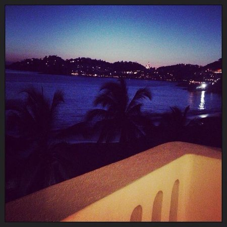Camino Real Manzanillo: Beautiful evenings