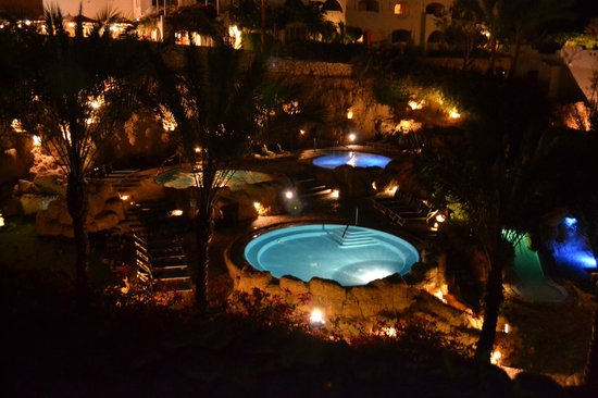 Domina Coral Bay Prestige Hotel : Fantastica Spa