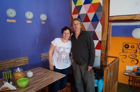 Hopa Home Patagonia Hostel: buen lugar para disfrutar del tiempo libre.