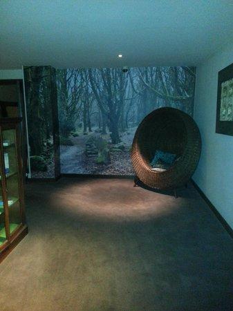 The Twelve Hotel: Corridor Decor