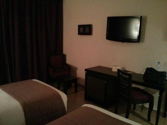 Zalagh Kasbah Hotel and Spa: habitacion