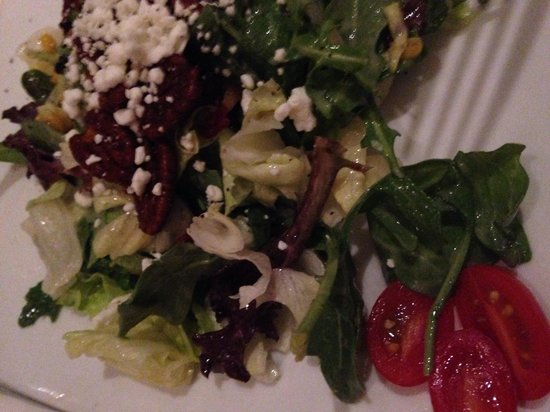 Ruth's Chris Steak House: Amazing salad