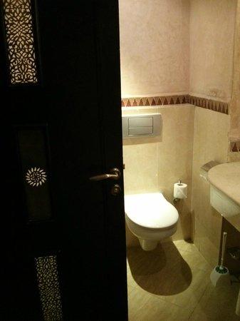 Zalagh Kasbah Hotel and Spa: baño
