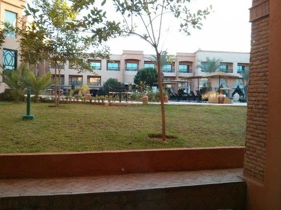 Zalagh Kasbah Hotel and Spa : vistas