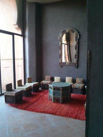 Zalagh Kasbah Hotel and Spa : rincones