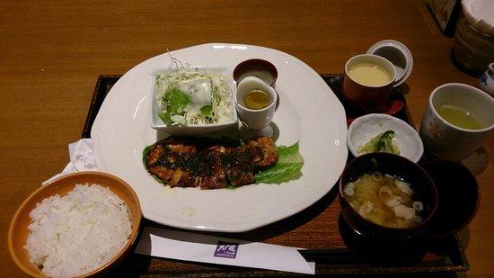 Otoya : バジルチキン 洋食
