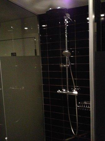 Park Hotel Amsterdam: cabina doccia - room 119